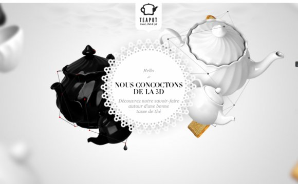 Teapot Creation s website is