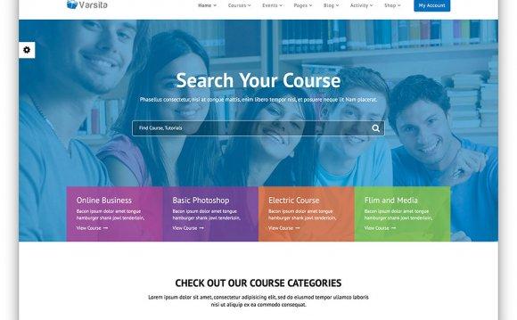 Varsita - online course