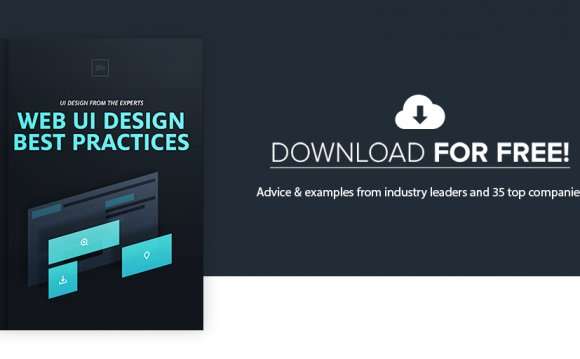 E-book Web UI Design Best