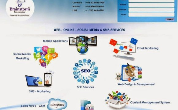 Best web design services at