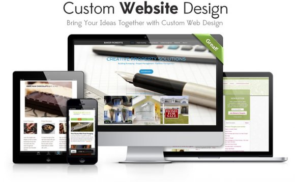 Custom Website Design Service