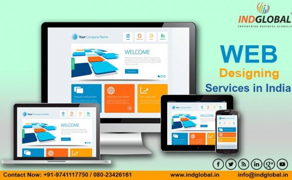 Web Designing Services in