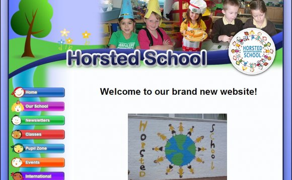 Website Of The Week: Horsted