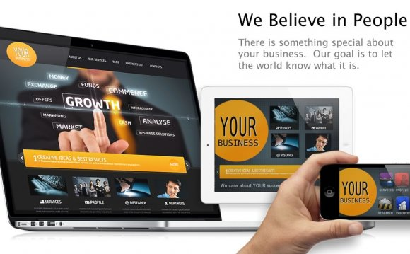 Website from our end designed