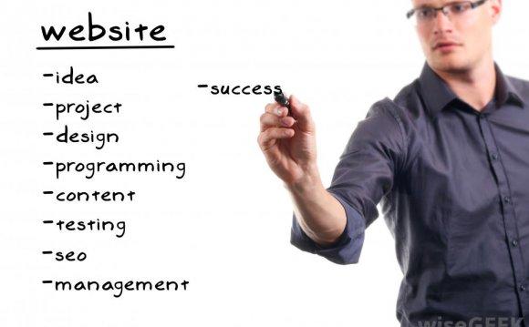 A senior web developer
