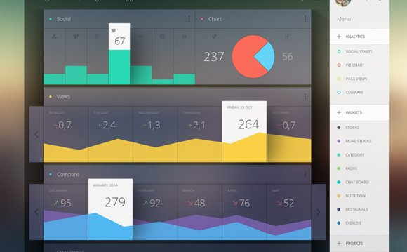 Best design Web apps