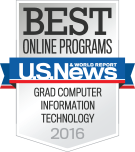 Best Online Programs U.S. News & World Reports Graduate Computer Information Technology 2016