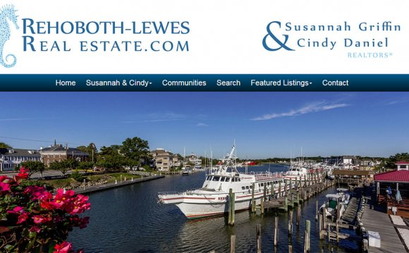 Real Estate Web site Design