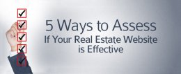 Image for 5 Ways to Assess If Your Real Estate Website is Effective