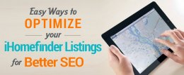 Image for Easy Ways to Organize your iHomefinder Listings for Better SEO