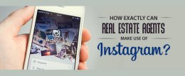 Image for How Exactly Can Real Estate Agents Make Use of Instagram?