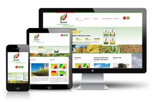 Kynoch Fertilizer website design