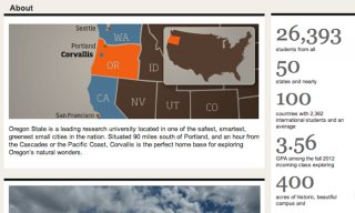 Oregon State University - About