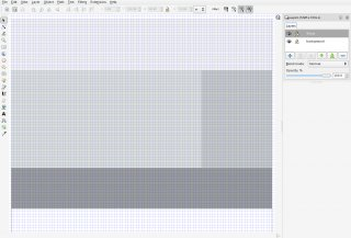 Our export layer - with the sections varied shades of gray so we can easily pick them out.