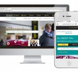 Responsive Website Examples: Gatwick Airport