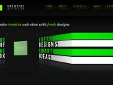 Creative Web Page design