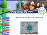 School Web Page design