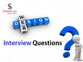 Web design interview questions and answers