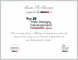 TOP 25 Web Design and Development Companies in New Delhi