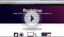 [#1] What is Bootstrap 3? - Code Responsive Websites with