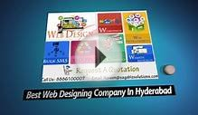 Best Web Designing Company In Hyderabad-Saga Biz Solutions