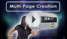 Create Multiple Pages With XSitePro Website Design Software