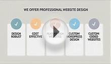 Creative Web Design by Dreamsdesign.in