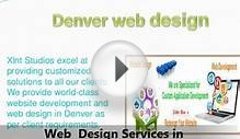 Custom webs design and development Companies in Denver