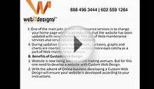 Custom Website Design, Graphic Design Services,