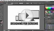 Designing for screens