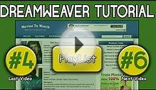 HTML5 CSS3 | Web Design Development | Dreamweaver Tutorial