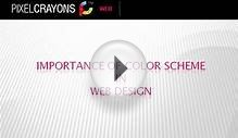 Importance of Color Scheme in Web Design