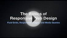 Part 2: The Basics of Responsive Web Design