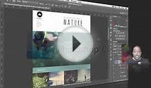 Photoshop CC -> Adobe Reflow: Responsive Web design