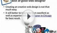 Preeminent Web designer in Chicago always follow the user