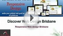 Responsive Web design Services in Brisbane