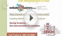 Small Business Web Design Development in San Jose CA