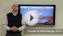 Trends in Web Design 2015 Vlog 27 - Nova Solutions