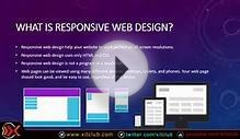 Understanding Responsive Web Design Tutorial in Urdu-Hindi