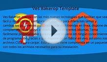 Ves Bakerop Template – Free Responsive Magento themes