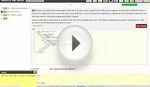 Web Page Design : XML Basics - Data, Parsing