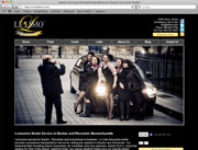 Website Design Massachusetts le limo