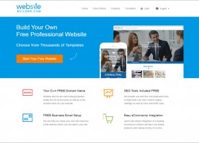 websitebuilder.com free website builder