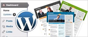WordPress Powered Websites and Blogs